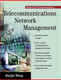 Telecommunications Network Management, Wang, Haojin, 0070681708
