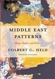 Middle East Patterns, Colbert Held and John Cummings, 0813341701