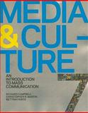 Media and Culture 7e and VideoCentral Mass Communication, Campbell, Richard and Martin, Christopher R., 0312601700