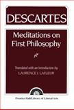 Descartes : Meditations on First Philosophy, Lafleur, Laurence J., 002367170X