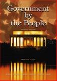 Government by the People, National Version, Cronin, Thomas E. and Burns, James MacGregor, 0131101706