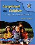 Exceptional Children, William L. Heward, 0131191705
