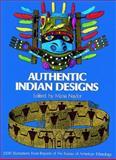 Authentic Indian Designs, , 0486231704