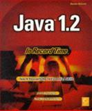 Java 2 in Record Time, Steven Holzner, 0782121713