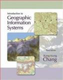 Introduction to Geographic Information Systems with Data Set, Chang, Kang-Tsung, 0073101710