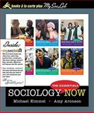 Sociology Now : The Essentials, Books a la Carte Plus MySocLab CourseCompass, Kimmel, Michael S. and Aronson, Amy, 0205611710