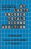 At Last!! : Encoded Totals Second Addition, Kahan, Steven, 089503171X