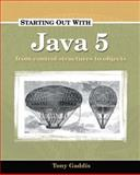 Starting Out with Java 5 9781576761717
