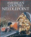 American Country Needlepoint, Jim Williams, 1561581712