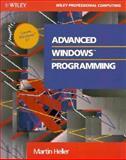 Advanced Windows Programming, Heller, Martin, 0471551724