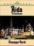 Aida in Full Score, Giuseppe Verdi, 0486261727