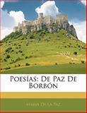 Poesías, Maria De La Paz, 1141131722