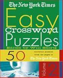 The New York Times Easy Crossword Puzzles, New York Times Staff, 0312281722