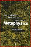 Contemporary Readings in the Foundations of Metaphysics, Cynthia Macdonald, Stephen Laurence, 0631201726