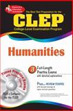 CLEP Humanities, Adas, Jane and Liftig, Robert, 0738601721