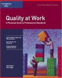 Quality at Work : A Personal Guide to Professional Standards, Diane Bone, 0931961726