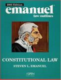 Constitutional Law 2005, Emanuel, Steven L., 0735551723