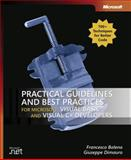 Practical Guidelines and Best Practices for Microsoft Visual Basic and Visual C# Developers 9780735621725