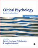 Critical Psychology : An Introduction, , 1847871720