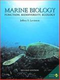 Marine Biology : Function, Biodiversity, Ecology, Levinton, Jeffrey S., 0195141725