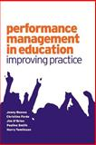 Performance Management in Education : Improving Practice, Reeves, Jenny and Smith, Pauline, 0761971726
