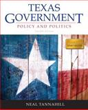 Texas Government, Tannahill, Neal, 0205251722