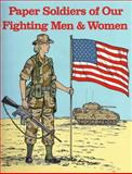 Our Fighting Men and Women, Harry Knill, 0883881721