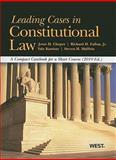 Leading Cases in Constitutional Law, A Compact Casebook for a Short Course 2010, Choper and Choper, Jesse H., 0314261737