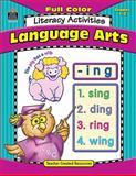 Full-Color Language Arts Literacy Activities, Lorin Klistoff, 0743931734
