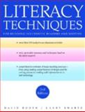 Literacy Techniques : For Building Successful Readers and Writers, Booth, David and Swartz, Larry, 1551381737