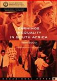 Earnings Inequality in South Africa, 1995-2003 9780796921734