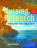 Nursing Research, Houser, Janet, 1449631738