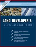 Residential Land Developer's Checklists and Forms, Woodson, R. Dodge, 0071441735