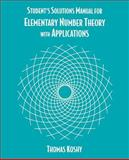 Elementary Number Theory with Applications, Student Solutions Manual, Koshy, Thomas, 0124211739