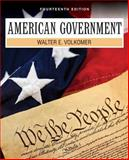 American Government, Volkomer, Walter E., 0205251730