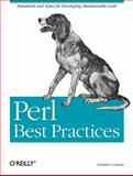 Perl Best Practices, Conway, Damian, 0596001738