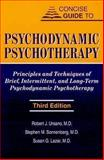Concise Guide to Psychodynamic Psychotherapy : Principles and Techniques of Brief, Intermittent, and Long-Term Psychodynamic Psychotherapy, Ursano, Robert J. and Sonnenberg, Stephen M., 1585621730