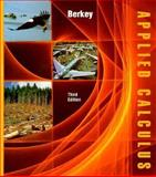 Applied Calculus, Berkey, Dennis D., 0030761735