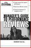 The Manager's Guide to Performance Reviews, Bacal, Robert, 0071421734
