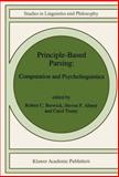 Principle-Based Parsing 9780792311737