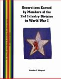 Decorations Earned by Members of the 2nd Infantry Division, in World War I, , 1932891730