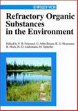 Refractory Organic Substances in the Environment, , 3527301739