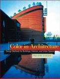 Color in Architecture, Linton, Harold, 0071411739