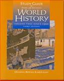 World History, Kardulias, Dianna Rhyan and Spielvogel, Jackson J., 0534571743