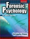 Forensic Psychology, CRONIN  CHRISTOPHER, 0757561748