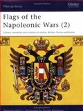 Flags of the Napoleonic Wars (2), Terence Wise, 0850451744