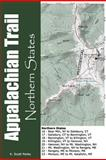 Appalachian Trail Pocket Maps - Northern States, K. Parks, 1477431748