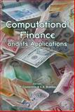 Computational Finance and Its Applications II, Costantino, M., 1845641744