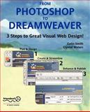 From Photoshop to Dreamweaver, Smith, Colin and McIntyre, Catherine, 1590591747