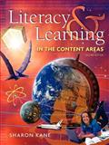 Literacy and Learning in the Content Areas, Kane, Sharon, 1890871745